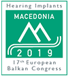 17th European Balkan Congress Logo