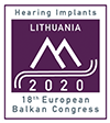 18th European Balkan Congress Logo