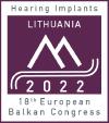 18th European Balkan Congress Logo